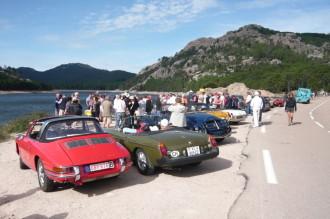 "Un ""spuntinu"" était organisé vers 9h30 lors de la 4ème étape Pinarello-Ajaccio"